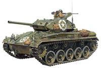 US Light M24 Chaffee Tank 1/35 Tamiya