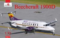 Beechcraft 1900D Mesa Airlines Aircraft 1/72 A-Model