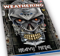 The Weathering Magazine Issue #14: Heavy Metal Ammo of Mig Jimenez