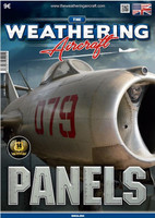 The Weathering Aircraft Issue #1: Panels Ammo of Mig Jimenez