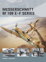 Air Vanguard: Messerschmitt Bf109E-F Series Osprey Books