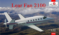 Lear Fan 2100 Turboprop Aircraft 1/72 A-Model