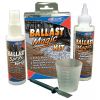 Ballast Magic Kit Deluxe Materials