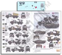 Novorossian AFVs Ukraine-Russia Crisis Pt.6 BM21 & BMP1 1/35 Echelon