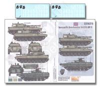Novorossian AFVs Ukraine-Russia Crisis Pt.9 2S1 & BMP2K 1/35 Echelon