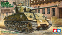 US M4A3E8 Sherman Easy Eight Tank European Theater 1/35 Tamiya