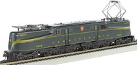 GG1 Electric Locomotive DCC Sound Pennsylvania #4829 HO Scale Bachmann Trains