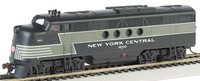 FT A-Unit Locomotive w/E-Z App Bluetooth New York Central #1600 HO Scale Bachmann Trains