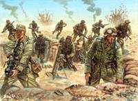 WWII DAK Infantry (48) 1/72 Italeri