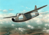He178 V2 First Jet Aircraft of the World 1/48 Special Hobby