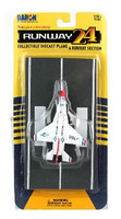 F-16A Fighting Falcon Thunderbirds USAF Military Plane Runway 24