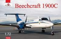 Beechcraft 1900C Falcon Express Cargo Turboprop Aircraft 1/72 A-Model