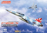 F-20B/N Tigershark VFC111 Sundowners 2-Seater USN Adversary Fighter 1/48 Freedom Model Kits