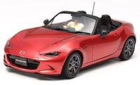 Mazda MX5 Roadster Car 1/24 Tamiya