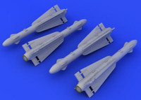 AIM-4D (Photo-Etch & Resin) 1/48 Eduard