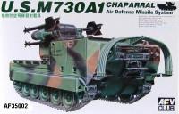 M730A1 Chaparral Tank 1/35 AFV Club