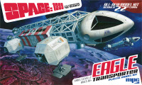 "Space: 1999 Eagle Transporter 22"" 1/48 MPC"