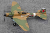 IL-2M3 White 100 (Built-Up Plastic) 1/72 Easy Model