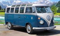 1967 Volkswagen T1 Samba Bus 1/16 Revell Germany