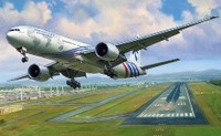B777-300ER Passenger Airliner 1/144 Zvezda