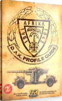 Afrika 1941-1943 DAK Profile Guide Book 2nd Edition AK Interactive