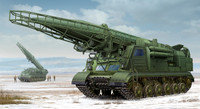 Soviet 2P19 Launcher with R-17 Missile SS-1C SCUD B 1/35 Trumpeter