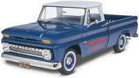 1966 Chevy Fleetside Pickup 1/25 Revell Monogram