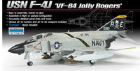 F4J VF84 Jolly Rogers USN Fighter 1/72 Academy