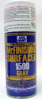 Mr. Finishing Surfacer 1500 Grey 170ml (Spray) Gunze