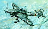 Junkers Ju 87D Stuka German Aircraft 1/32 Trumpeter
