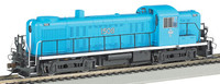 Alco RS3 Diesel Locomotive Touch-Screen E-Z App Control Boston & Maine McGinnis #1508 HO Scale Bachmann Trains