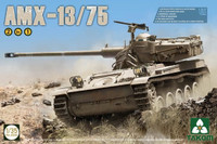 AMX13/75 IDF Light Tank (2 in 1) 1/35 Takom Models