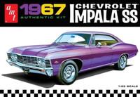 1967 Chevrolet Impala SS 1/25 AMT