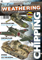 The Weathering Magazine Issue #3: Chipping AMMO of Mig Jimenez