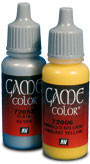 17ml Acrylic Paint Bottles Game Colors Vallejo