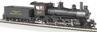 "Baldwin 4-6-0 52"" Driver Steam Locomotive DCC Ready Maryland & Pennsylvania #27 HO Scale Bachmann Trains"