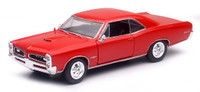 1966 Pontiac GTO (Die Cast) 1/24 New Ray