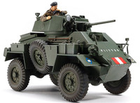 British 7-Ton Mk IV Armored Car 1/48 Tamiya