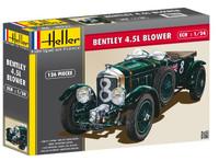 Bentley 4.5L Blower Race Car 1/24 Heller