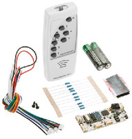 Light Genie Transmitter & Receiver Wireless Light Control System (12 output w/connector) MRC