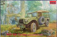 M37 3/4-Ton 4x4 US Cargo Truck 1/35 Roden