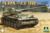 AMX-13/90 French Light Tank 1/35 Takom Models