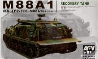 M88A1 Recovery Tank 1/35 AFV Club