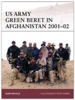 Warrior: US Army Green Beret in Afghanistan 2001-02 Osprey Books