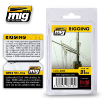 Rigging - Fine 0.03 mm AMMO of Mig Jimenez