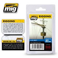 Rigging - Medium Fine 0.02 mm AMMO of Mig Jimenez