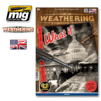 The Weathering Magazine Issue #15: What If AMMO of Mig Jimenez