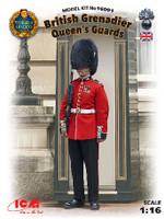 British Queen's Guards Grenadier 1/16 ICM Models