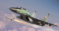 MiG-29C Fulcrum Product 9.13 Russian Fighter 1/72 Trumpeter