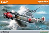 Lavochkin La7 Aircraft (Profi-Pack)  1/72 Eduard